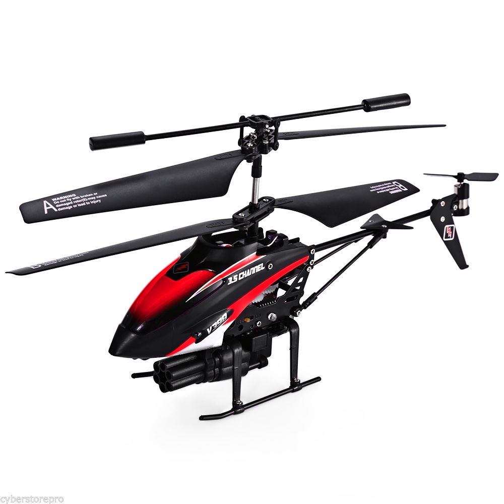 V398 Remote Control Helicopter - Drone Store Ireland